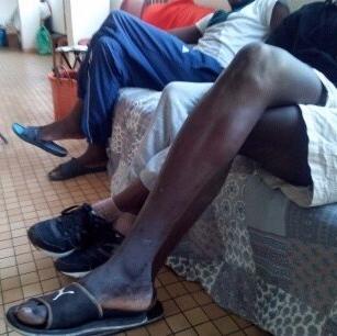 France Italie Briançon migrant réfugié grève de la faim préfet hautes alpes